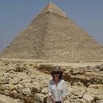 Chephren-Pyramide Foto