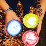 Flavoured Lattes