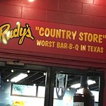 Фотография Rudy's Country Store & Bar-B-Q