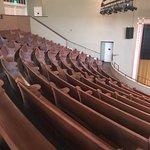 Bild från Ryman Auditorium