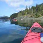 Days paddle in calm waters