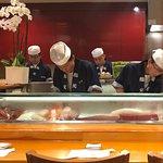 Bilde fra Sushi Gen