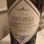 vino rosso Barco Reale Le Farnete