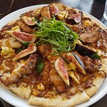 Chicken and Fig Pizza - Dudley
