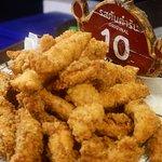 Chicken strips.