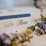Wedding Decor - Admiral Room
