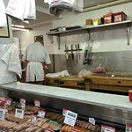 Another butcher, open for all to see