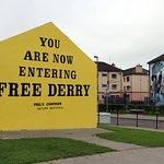 Free Derry Corner照片