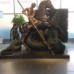 Скульптура Сальвадора Дали