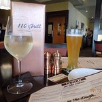 Wine and Beer at 110 Grill