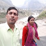 near mana village