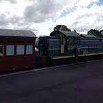 Wallangarra Train