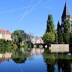 Foto van Canal de la Moselle