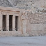 Photo of Temple of Hatshepsut at Deir el Bahari