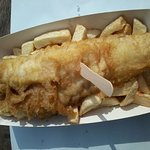Fish and chips to take out from Winking Willy's