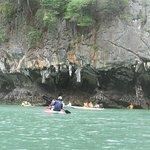 Phang Nga Bay canoeing