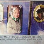 Billede af Exbury Gardens & Steam Railway