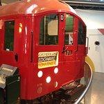 1938 Stock, London Transport Musuem, August 2018