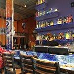 Mosaic bar