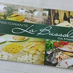 Foto van La Bussola