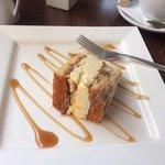 Artic Slice Dessert