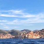 Porto Santo stefano by sea