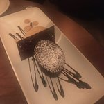 Desert and menu