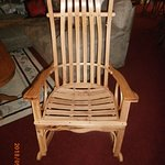 the hickory rocker by Bill Yoder, The One Stop Rocker Store
