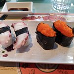 Can't go wrong with any of the sushi here.