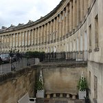 Foto van Royal Crescent