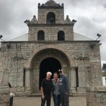 La iglesia de Balbanera