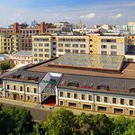 Кортъярд Марриотт Москва Сити Центр