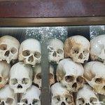 Photo of Choeung Ek Genocidal Center