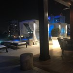 Blu Pool Bar Foto