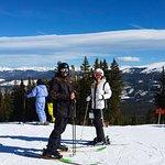 We enjoyed our ski trip