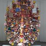 Arbol de la Vida en el Museo De Arte Popular en la Calle de Independencia en CDMX