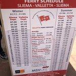 Photo de Valletta Ferry Services