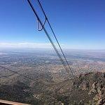 Billede af Sandia Peak Tramway