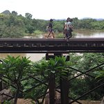 Photo of Tham Kra Sae Bridge
