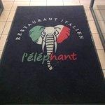 Foto de Restaurant l'Elephant