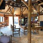 Interior, Bear's Den Barbecue