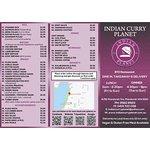 Our takeaway menus 🙏🏻