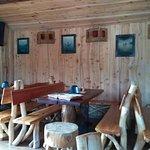 Bardzo dobre jedzenie i miejsce na odpoczynek w podróży w Bieszczadach.