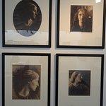 Julia Margaret Cameron protraits of the mid 1800's
