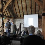 Talk on how ot build and renovate 18th century timber framed buildings