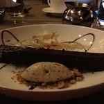 Le meilleur dessert au monde ! Compliments à la chef pâtissière.