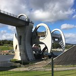 Falkirk Wheel照片
