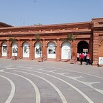 Entrance to Partition Museum