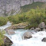 Photo of Briksdal Glacier (Briksdalbreen)