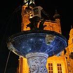 ภาพถ่ายของ Neptune's Fountain (Fontanna Neptuna)